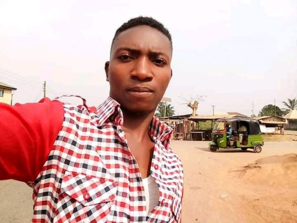 Trigger Happy Police Allegedly Kill Young man Named Christian Onuoha