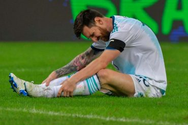 #COPAAMERICA: Fans Mock Lionel Messi For Leading Argentina To The Brink Of Copa America Exit