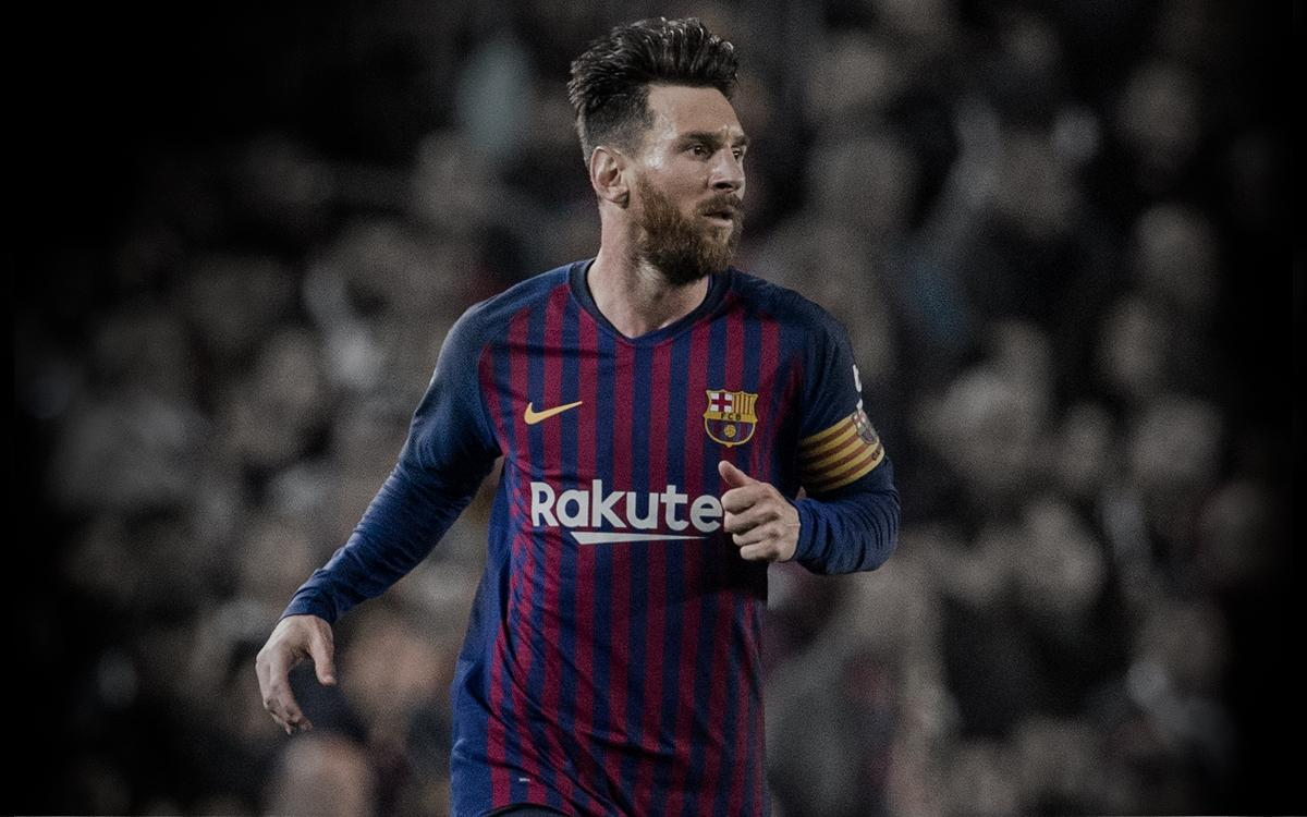 messi - The Top Five Favorite Players To Win Ballon D'Or 2019