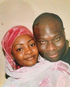 Popular Nigerian Big Boy, Mompha And Wife Celebrate 8th Wedding Anniversary