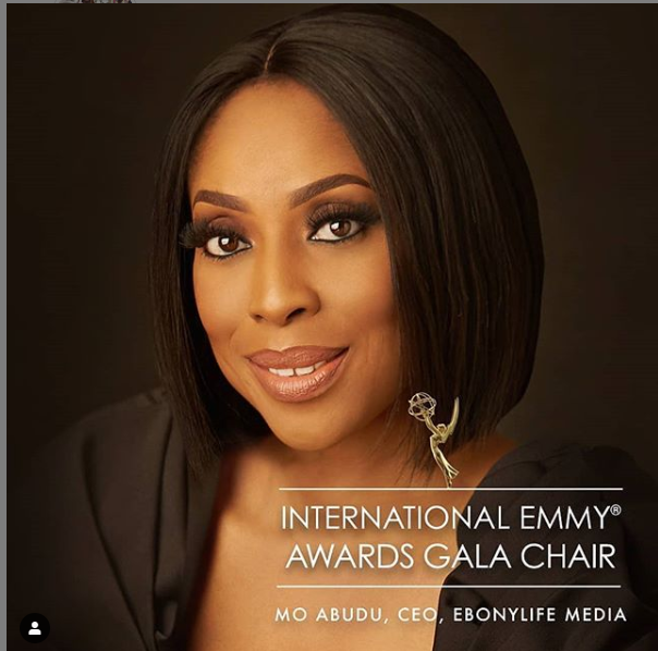 moo - Media Mogul, Mo Abudu To Chair The 47th International Emmy Awards Gala