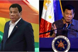 Homosexuality: 'I cured myself with pretty women' – Philippines President