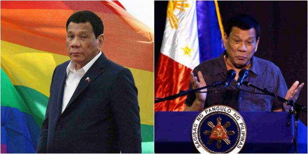 Homosexuality: 'I cured myself of being gay with pretty women' – Philippines President