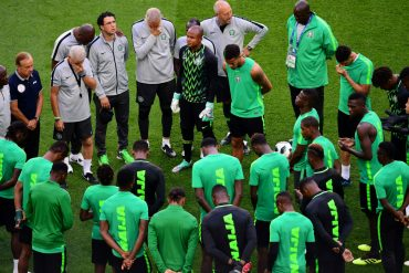 Super Eagles Of Nigeria Drops In Latest FIFA Ranking