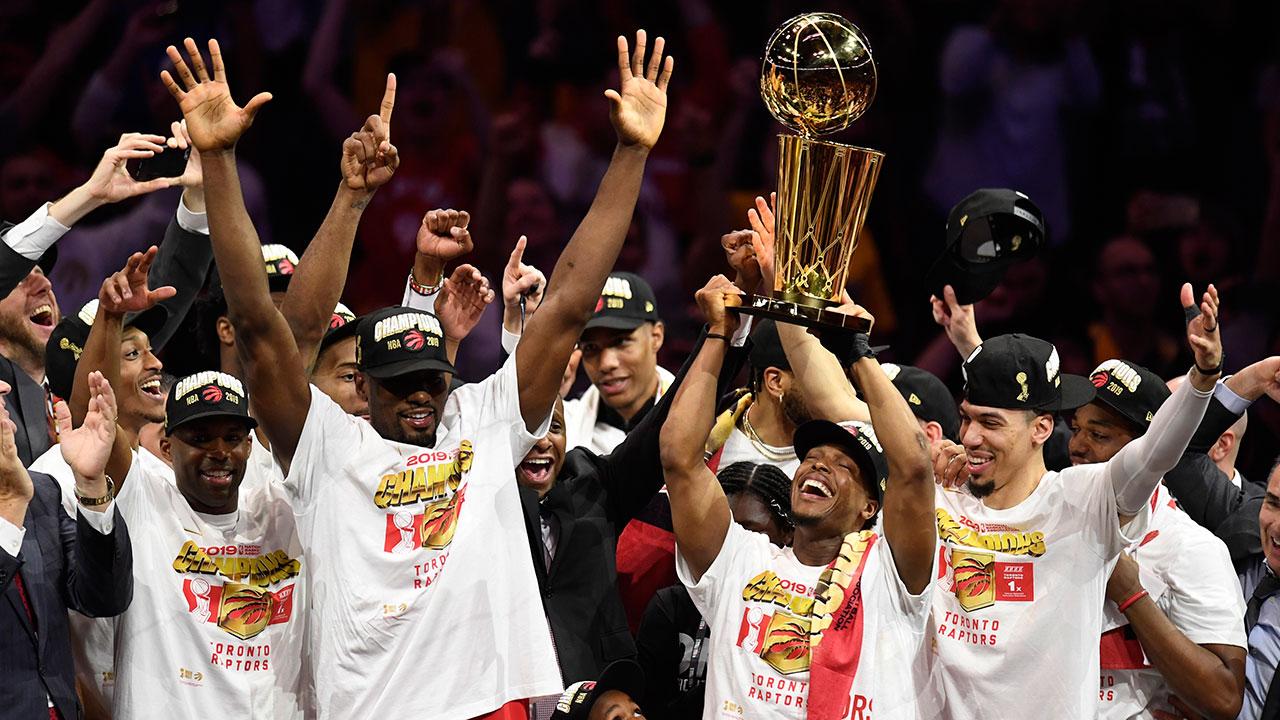 nba - Toronto Raptor Wins Their First Ever NBA Championship Title