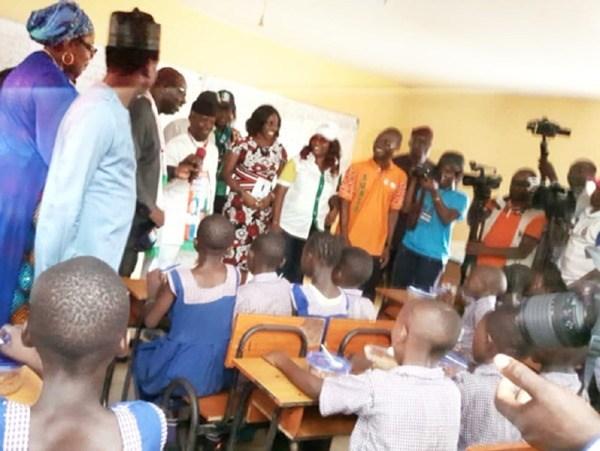 "osinbajo edo - ""The Food Given To School Children Is Substandard"" – Shehu Sanni Calls Out School Feeding Program"