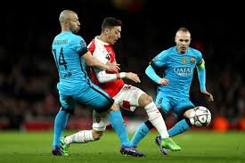 Mesut Ozil Or Iniesta, Who Do You Think Is The Best??? - See Uche Jombo's Choice