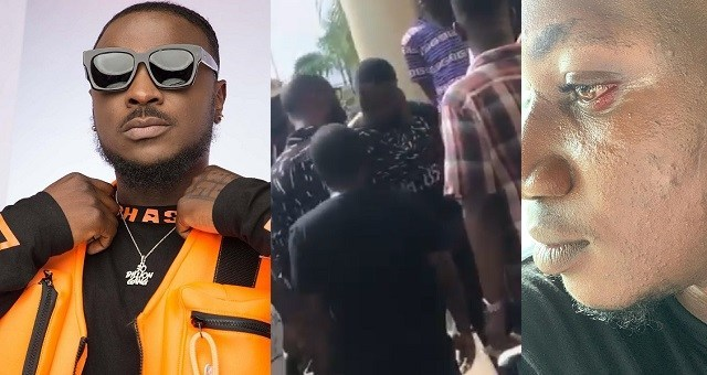 Peruzzi ''Allegedly'' Beats Up Social Media Influencer For Saying Teni Is Better Than Him