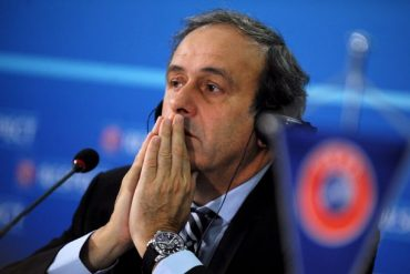 Former UEFA President, Michel Platini Arrested In France Over 2022 World Cup Corruption