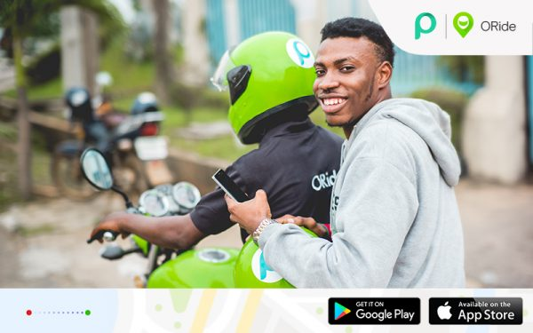 press release 0000 5 600x375 - ORide Launches in Nigeria, Offers Amazing Prices