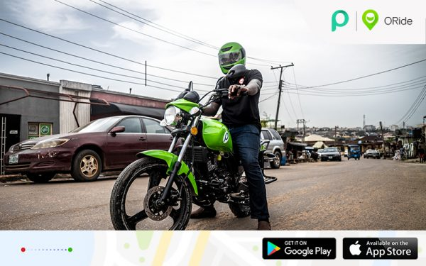press release 0002 3 600x375 - ORide Launches in Nigeria, Offers Amazing Prices