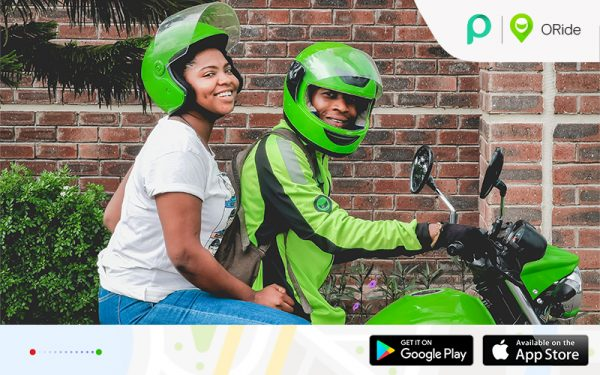 press release 0004 1 600x375 - ORide Launches in Nigeria, Offers Amazing Prices