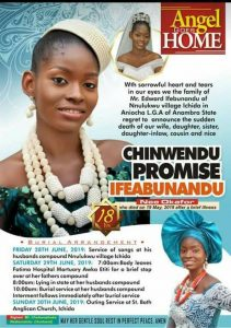 [PHOTOS]: 18-year-old Nigerian Girl Passes Away Weeks After Her Wedding