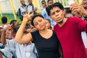 Video; Regina Daniels Brother Arrested By Police