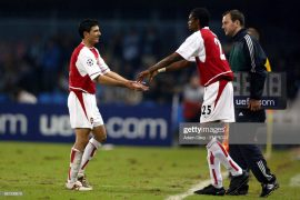 Kanu's Former Team Mate At Arsenal, Antonio Reyes, Dies In Auto Accident