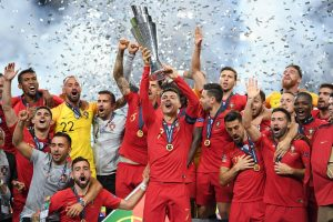 ron 300x200 - Breaking!!! Cristiano Ronaldo Leads Portugal To First UEFA Nations League Trophy Triump