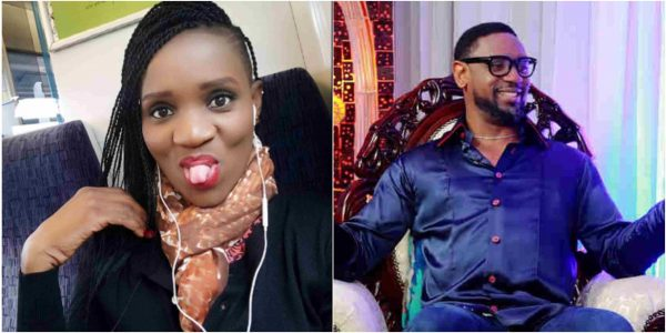 COZA: Ese Walters reacts to alleged sex scandal Biodun Fatoyinbo is facing