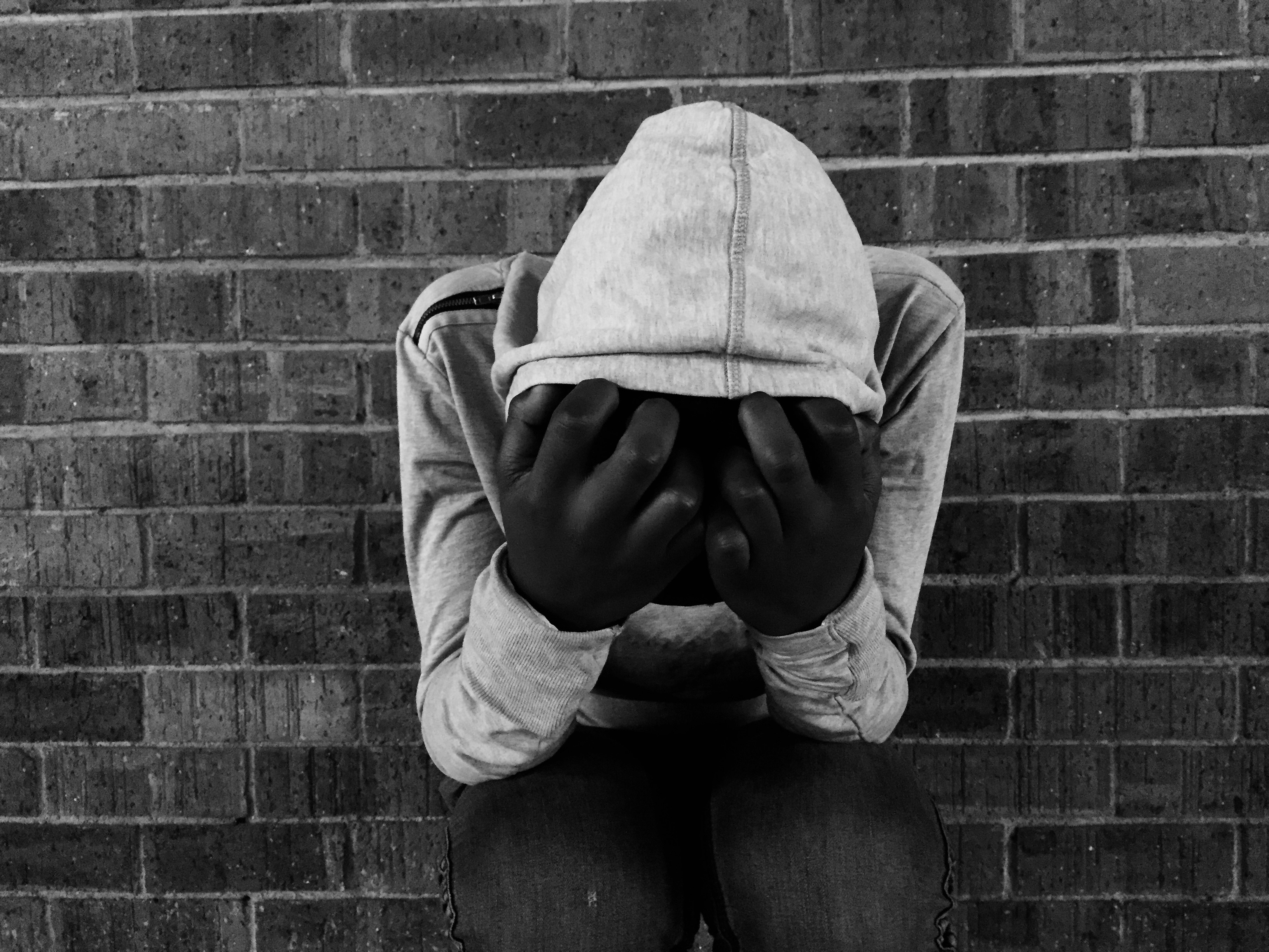 sad depressed black man - The 'Konji' That Day Was Brutal…The Funniest Story You Will Ever Read