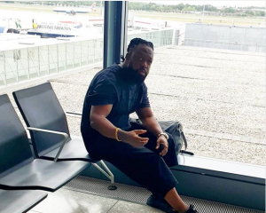 "timaya 300x240 - ""Off to AMERICA to charge my phone"" – Timaya Says As He Releases Photo"