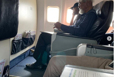 [REACTIONS]: Angry Nigerians Unhappy With Nigerian Boy Who Ordered Prof. Wole Soyinka Out Of His Seat