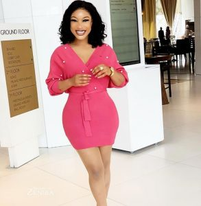 "tonto d 293x300 - ""I Am Beautiful, Got Money, Got a Great Body And Above All A Born Again"" – Tonto Dikeh Brags"