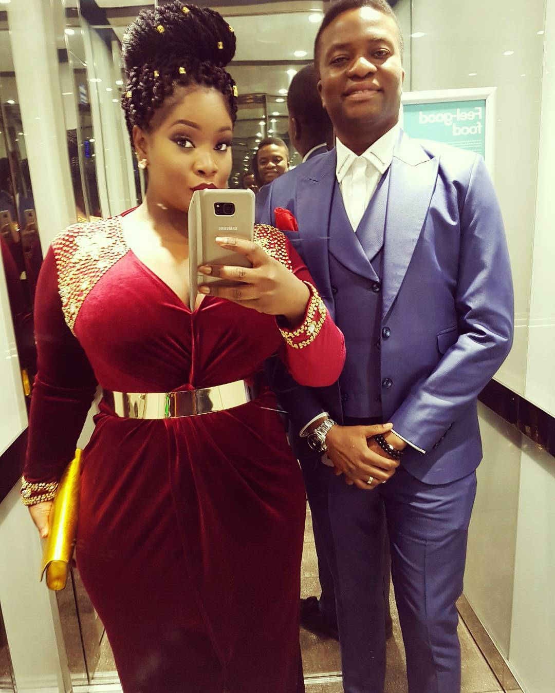 Toolz and Tunde Demuren