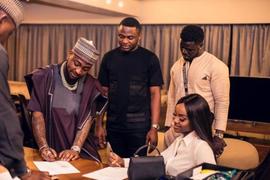 Ubi Franklin Reacts To News That Both Davido And Chioma Are Set To Sue Him