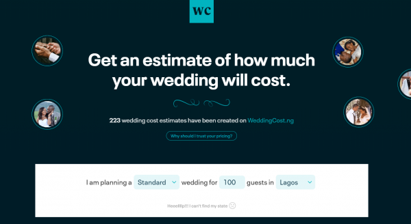 weddingcost 600x328 - How To Calculate Your Wedding Cost In Less Than Three Minutes