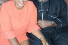 Love In The Air: Actor Ejike Asiegbu Spotted Losing His Wife's Hair
