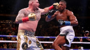 ''He Wasn't A True Champion'' - Wilder Mocks Anthony Joshua