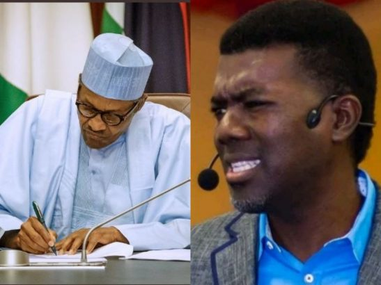 'Reason Buhari has been a nuisance in the last 96 hours' – Reno Omokri writes