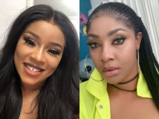 'You are old now, stop complaining about fake fakes' - Onyii Alex replies Angela Okorie