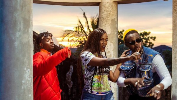 """y 600x338 - [New Music Alert]: Young John Teams Up With Tiwa Savage And Kizz Daniels To Drop """"Ello Baby"""""""