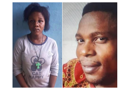 [Photo]: Wife stabs husband to death in Anambra state