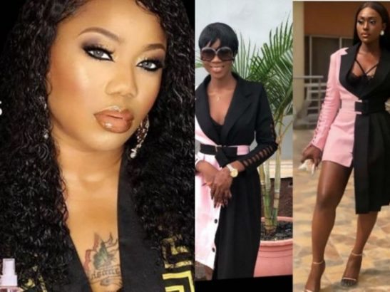 'You are a thief and your work is trash' - Toyin Lawani drags another fashion designer