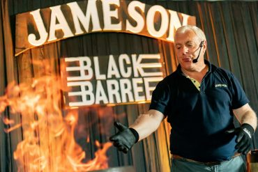 Jameson Unveils Super Premium Whiskey Like No Other, Jameson Black Barrel