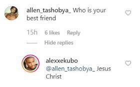 1 5 - Alexx Ekubo Denies Being Gay, Says He Speaks In Tongues
