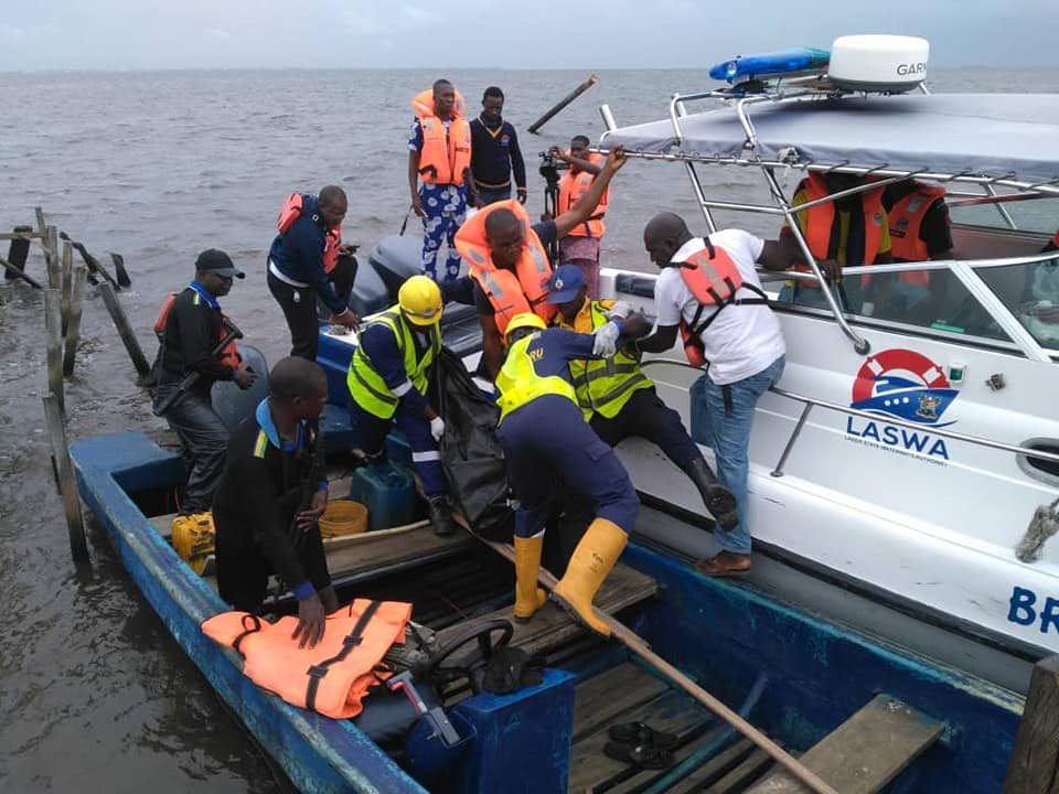 More people confirmed dead in Lagos boat accident
