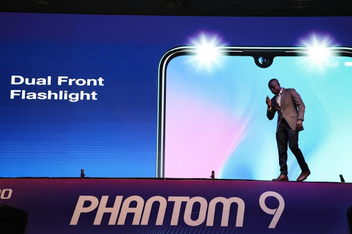 2 1 - TECNO Launches Phantom 9 With AI Triple Camera