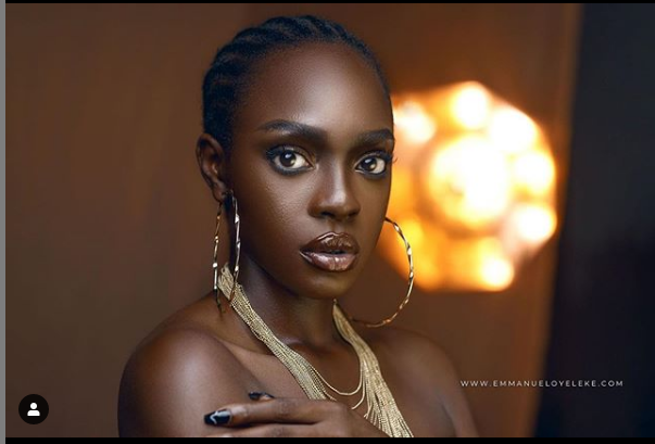 2 14 - BROWN SKIN GIRL: 'Beverly Osu Wows In New Photos