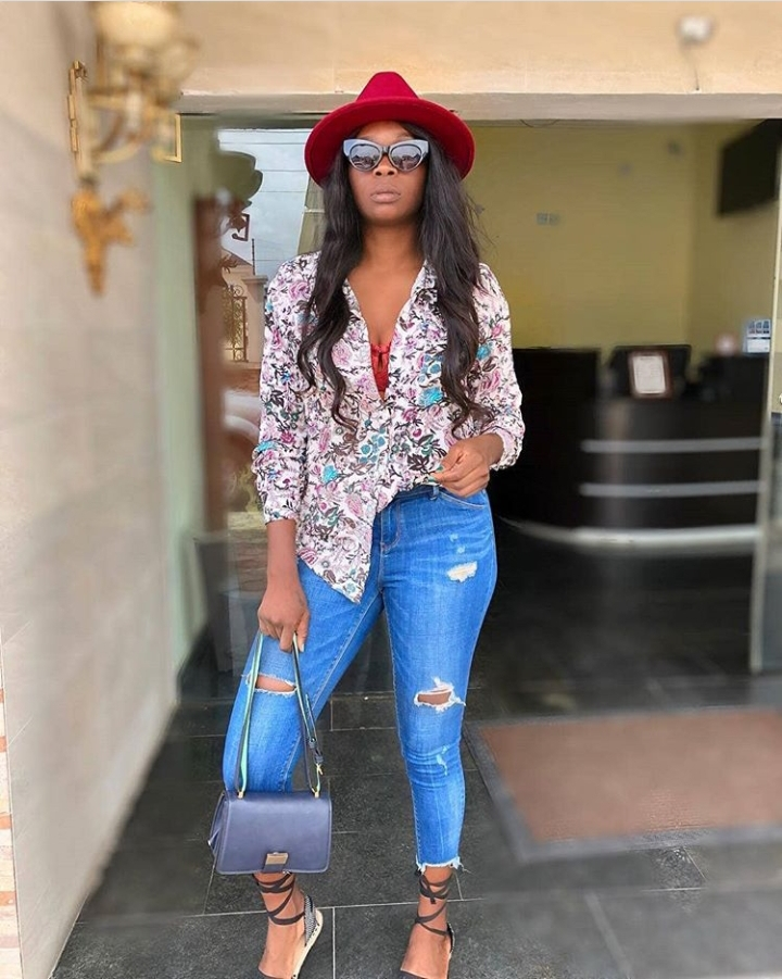 Image result for pictures of BBNaija Isilomo