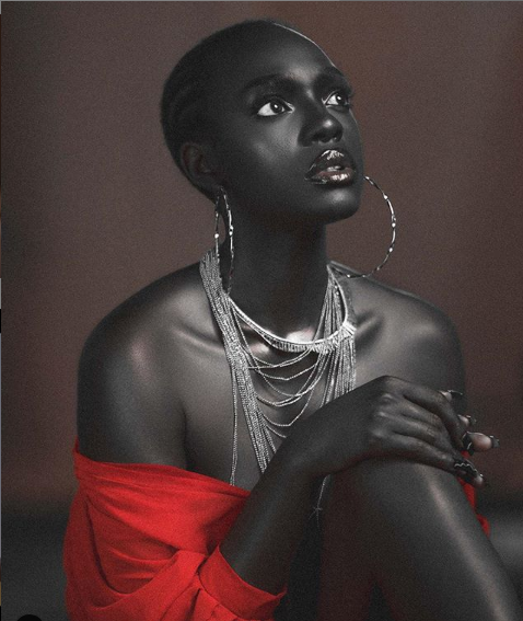 3 11 - BROWN SKIN GIRL: 'Beverly Osu Wows In New Photos