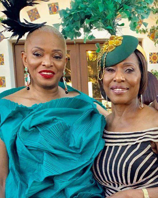 [PHOTOS]: Media mogul, Mo Abudu's Daughter Weds Billionaire Son, Adebola Makanjuola