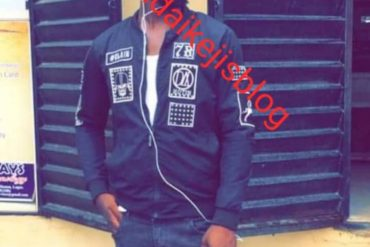 [Photos]: Man stabbed to death by a friend over a bottle of gin