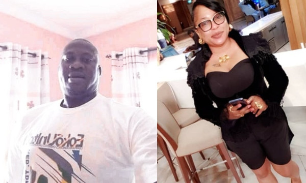 'I only touched Kemi Afolabi' - Nollywood director reacts to rape allegation