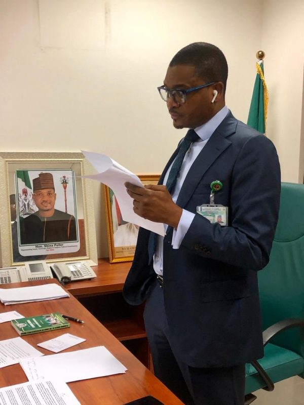 5d1f06e9a453b 600x800 - Quilox Nightclub Owner, Shina Peller Shares New Photos From His Office