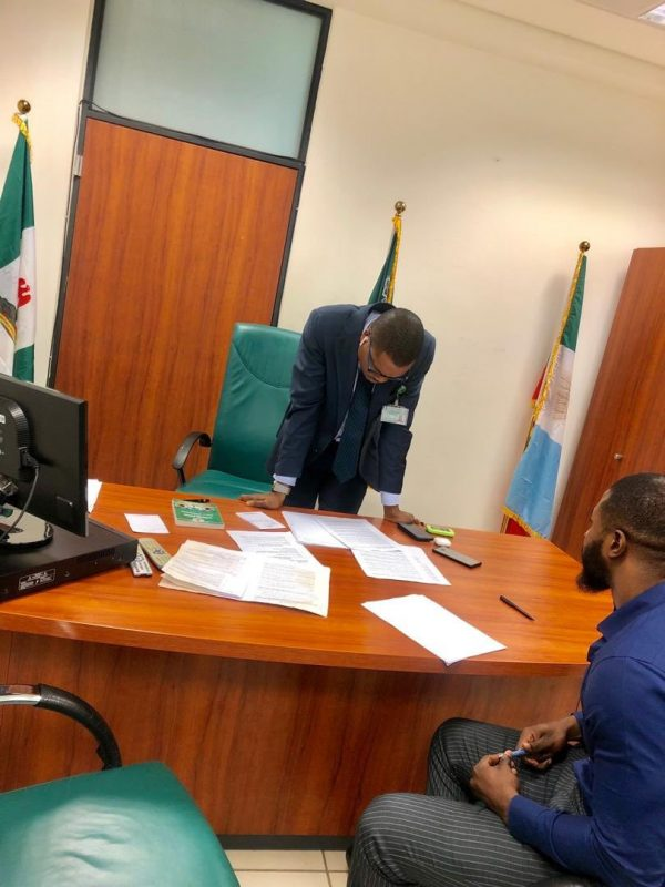 5d1f07033f7c8 600x800 - Quilox Nightclub Owner, Shina Peller Shares New Photos From His Office
