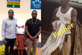 Police Arrest Father Who Raped And Got His Daughter Pregnant