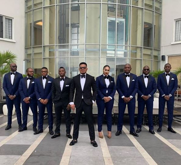 5d218f389617c - [Photos]: Smash Of Bracket Ties Knot With Long Time Girlfriend, Massy