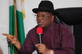 'I Am Not In A Come And Chop Kind Of Government' - Governor Umahi